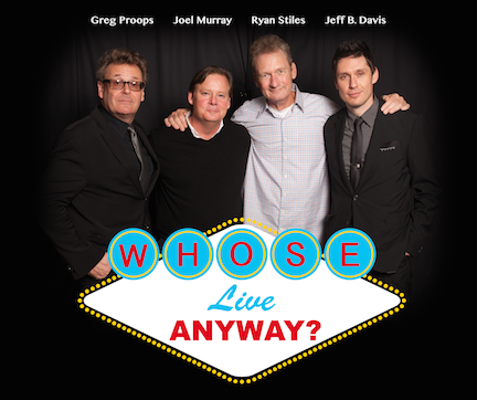 Cast of Whose Live Anyway?